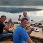 grillad oxfile i fiskereportage fantastiskt fiske i miekak i fisketidning