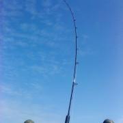 dvålade i fiskereportage joe labero i hovlössjön i fisketidningen fiskemagasinet.se