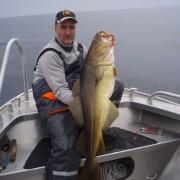 team poseidon i söröya - 2011 med torskar upp till 17 kg i fisketidning