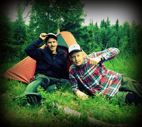 Sommarfiske i norge 2012 ett fiskereportage med baitbox