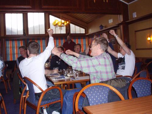 segerglädje i havöysund - 2010 i fisketidningen fiskemagasinet.se